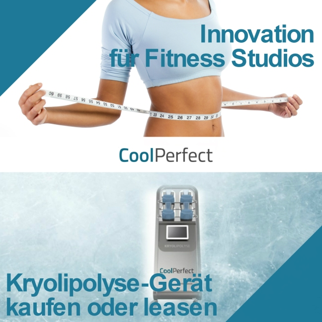Kryolipolyse Gerät für Fitness Studios- CoolPerfect Franchise