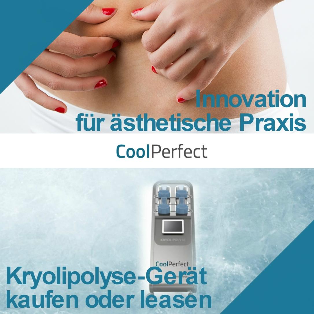 Kryolipolyse für Schönheitschirurg - Coolperfect Franchise