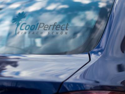 CoolPerfect Aufkleber Auto