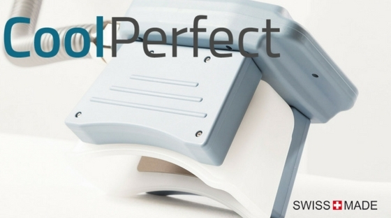 Hochwertiges Kryolipolysegerät kaufen - made in Swiss by CoolPerfect Germany